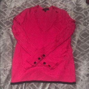 Rag & Bone pink blouse